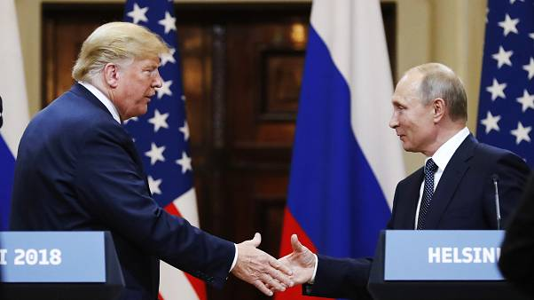 COVID-19 - ΗΠΑ: Από την Ρωσία με...αγάπη!