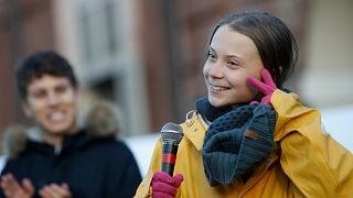 İsveçli çevreci aktivist Greta Thunberg
