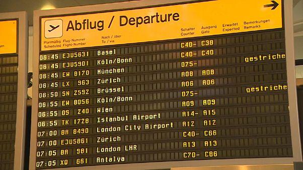 Germanwings-Streik: Ausweitung möglich