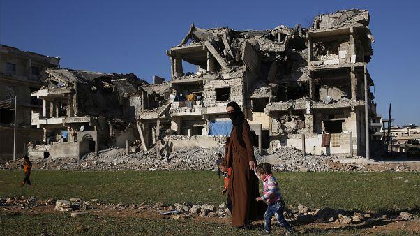 AP / Hussein Malla
