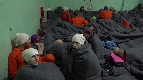 Χιλιάδες τζιχαντιστές σε κουρδικές φυλακές της Συρίας