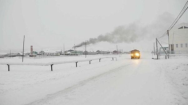 Minus 45 Grad: Jakutien ist der Kühlschrank der Erde