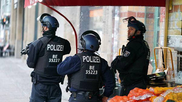 Almanya soygun girişimi