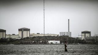 İsveç Nükleer Santrali