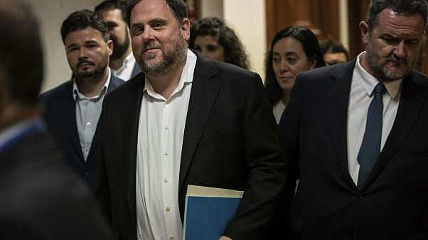 İspanya'da devlet savcısı ayrılıkçı lider Junqueras'ın tahliye edilmesini talep etti