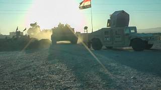 Iraqi troops launch operation against IS cells in central Iraq