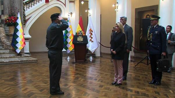 Bolivia rompe le relazioni diplomatiche con Spagna e Messico