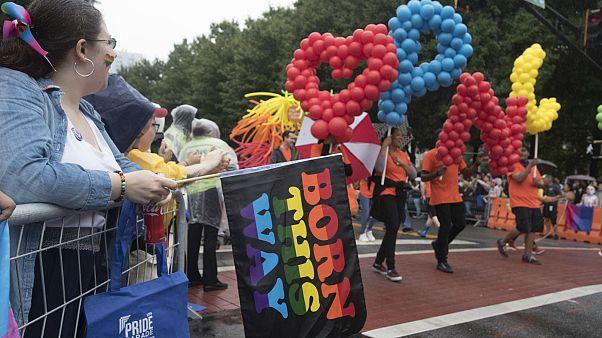 Elde ettikleri haklarla LGBTQ bireylerin 'altın çağı' 2010'lu yıllar