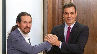 احزاب سوسیالیست و پودموس اسپانیا طرح تشکیل دولت ائتلافی ارائه کردند