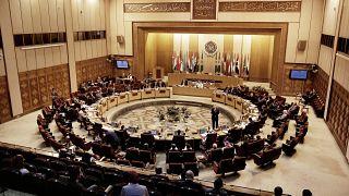 اجتماع سابق لجامعة الدول العربية