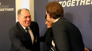 Eski Bosna Hersek Güvenlik Bakanı Dragan Mektic