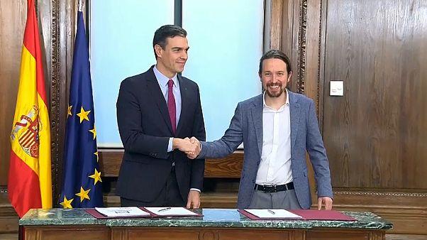 Испания: новый шаг в формировании коалиционного кабмина