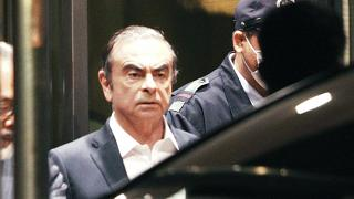 Carlos Ghosn è in Libano