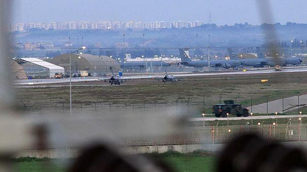 İncirlik'teki Nato üssü