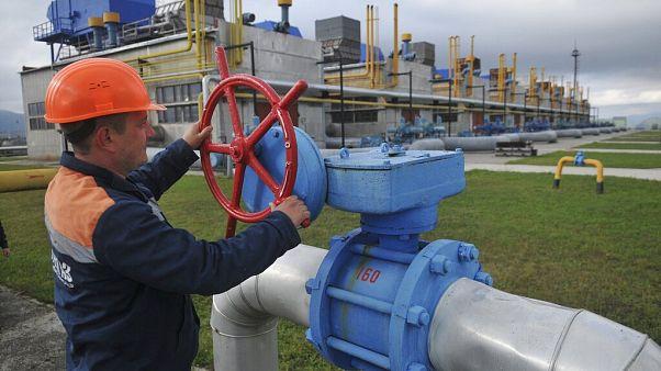 Ukrayna ve Rusya doğal gaz konusunda anlaştı
