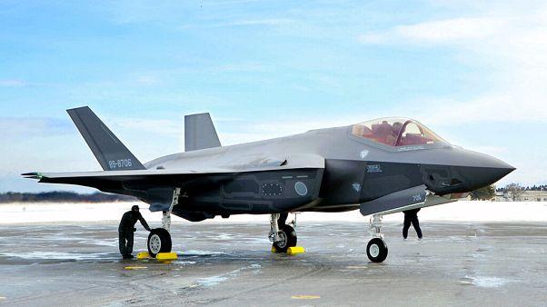 Yeni nesil F-35 savaş uçağı