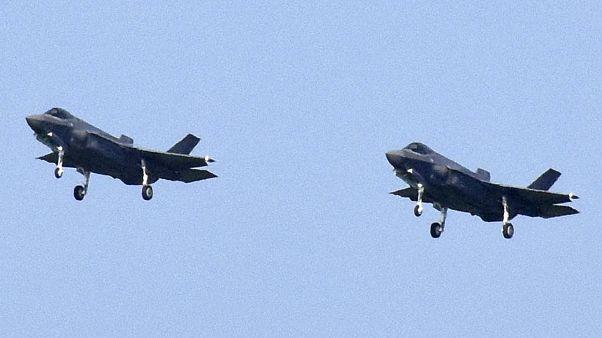 ΗΠΑ: Αντί για την Τουρκία στην Ιαπωνία τα F-35;