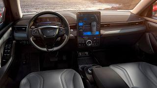 Ford Mach-E elektrikli otomobili