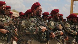 Suriye İnsan Hakları Gözlemevi, 1600 kadar Sultan Murat ve Süleyman Şah militanının Libya'ya gönderilmek üzere Türkiye tarafından eğitildiğin iddia etti