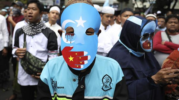 Endonezya'da Çin karşıtı eylem, 27 Aralık 2019