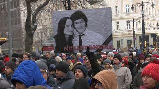 Urteil im Mordfall Kuciak - 15 Jahre Haft für Kronzeugen