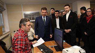 İstanbul Büyükşehir Belediye (İBB) Başkanı Ekrem İmamoğlu ÇED Raporu askıya çıkan Kanal İstanbul'un yapımına ilişkin itiraz dilekçesi verdi