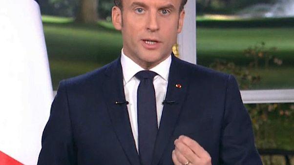 Ferme et déterminé, Emmanuel Macron reste sourd aux attentes sociales
