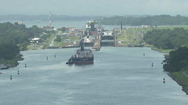 Le canal de Panama menacé par le réchauffement climatique?