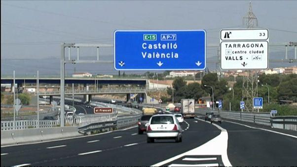 Spagna: via il pedaggio da 600 km di autostrade