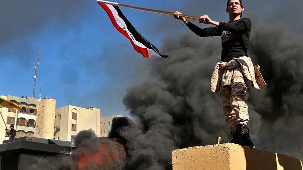 Οργή Τραμπ για την εισβολή στην πρεσβεία των ΗΠΑ στο Ιράκ