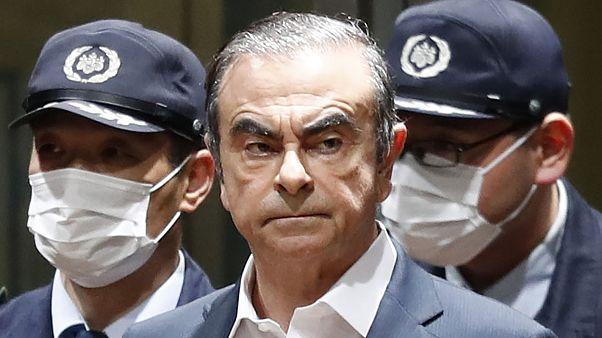 Eski Renault-Nissan Üst Yöneticisi Carlos Ghosn