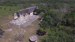 Messico: scoperto nella giungla un misterioso palazzo Maya