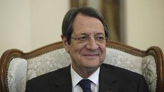 Kıbrıs Rum Kesimi lideri Nikos Anastasiades