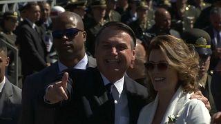 Um ano de presidência para Bolsonaro