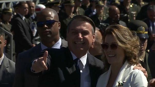 Bolsonaro spaltet Brasilien: Schwieriges erstes Amtsjahr