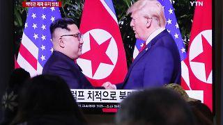 La Corée du Nord menace les Etats-Unis d'une attaque sidérante
