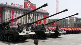"""Kuzey Kore lideri Kim Jong-un, """"Dünya yeni stratejik silahımızla tanışacak"""" dedi"""