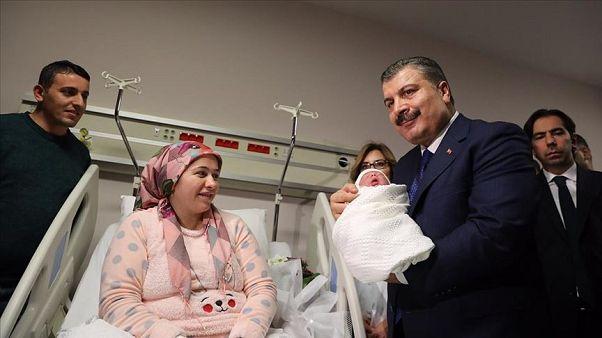 Sağlık Bakanı Koca: 2020 yılında güçlü bir Doğum Eylem Planı'nı devreye sokacağız