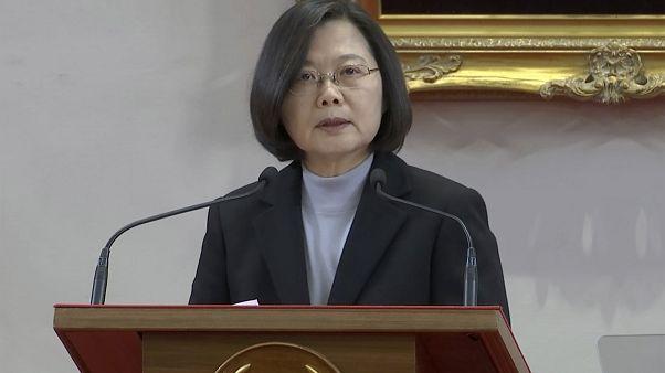 Tayvan, Çin'in 'iki sistem, tek devlet' teklifini reddetti