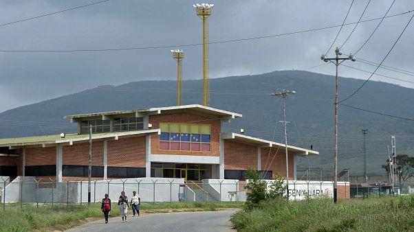 سجن فينيكس في فنزويلام صورة توضيحية