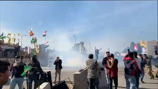 Irak: USA schicken Verstärkung nach Bagdad