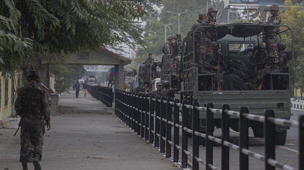 أفراد الجيش الهندي/ صورة توضيحية
