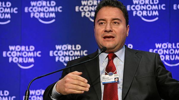 Eski bakan ve milletvekili Ali Babacan
