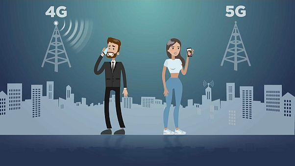Neuer Mobilfunkstandard 5G - Fragen und Antworten