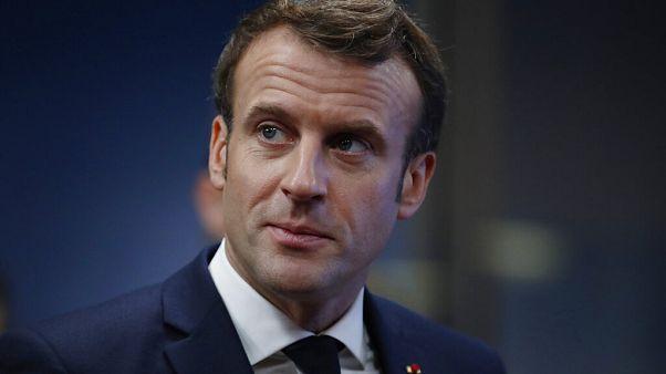 Reforma das pensões: Oposição e sindicatos criticam obstinação de Macron