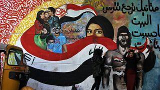 حركة الاحتجاج في العراق تنأى بنفسها عن التوتر الإيراني الأمريكي