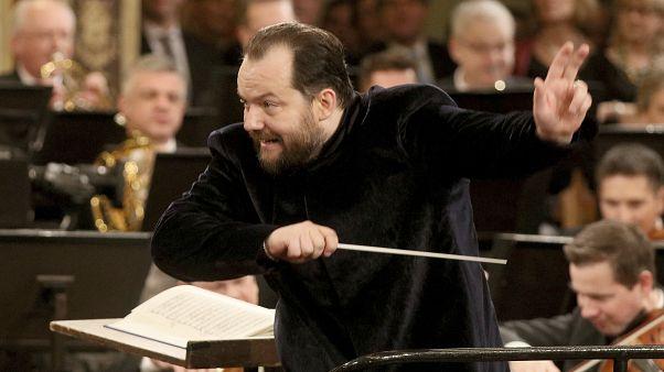 Neujahrskonzert der Wiener Philharmoniker: Premiere für Andris Nelsons