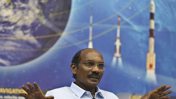 Kailasavadivoo Sivan, Leiter der ISRO