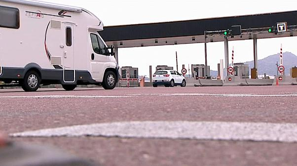 España estrena el año con casi 600 km de autopistas sin peaje