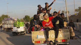Bagdad: véget ért az amerikai nagykövetségnél tartott tüntetés